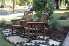 flagstone-patio-with-dwarf-Mondo-grass-2