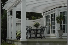 white-pergola-and-trellis