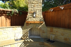 fireplace-fencing-and-water-feature