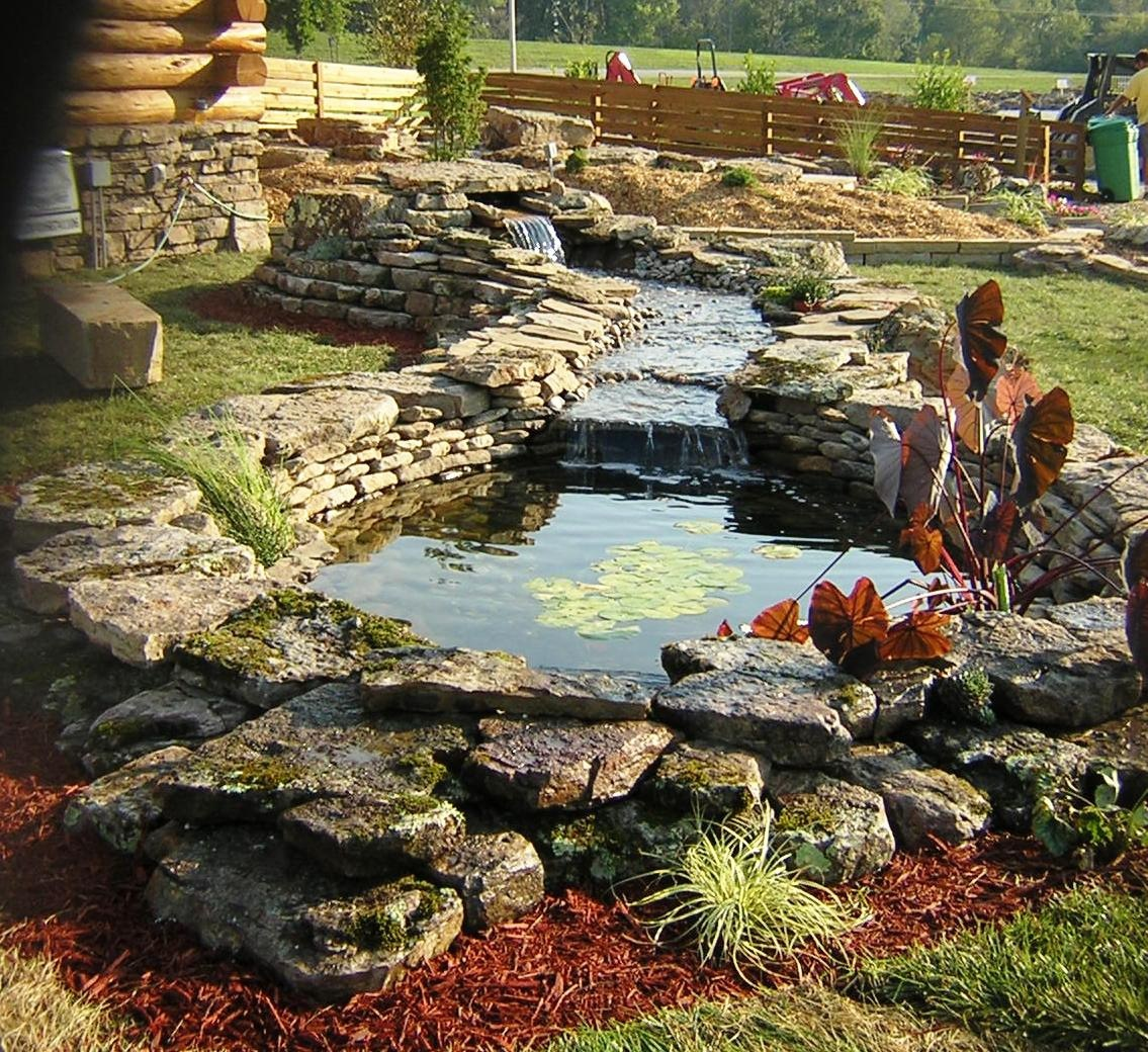 water-feature-and-pond